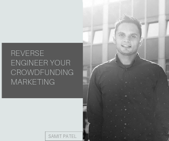 Reverse engineer Your Crowdfunding Marketing