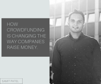 Crowdfunding Changing