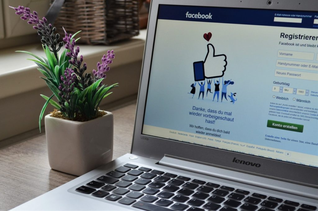 crowdfunding on Facebook