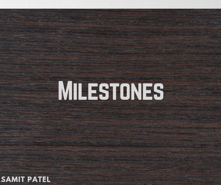 Milestones Crowdfunding