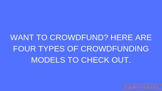 Samit Patel Crowdfunding