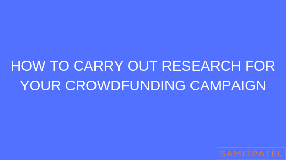 Crowdfunding Research