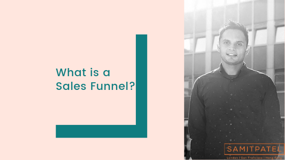 What is sale funnel