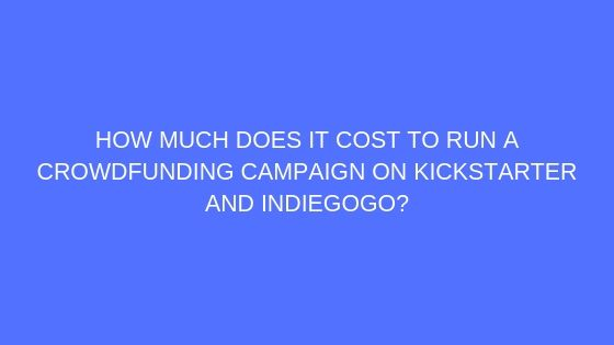 Crowdfunding and Kickstarter